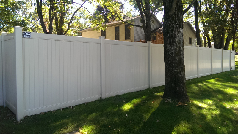 Minnesota Privacy Fence