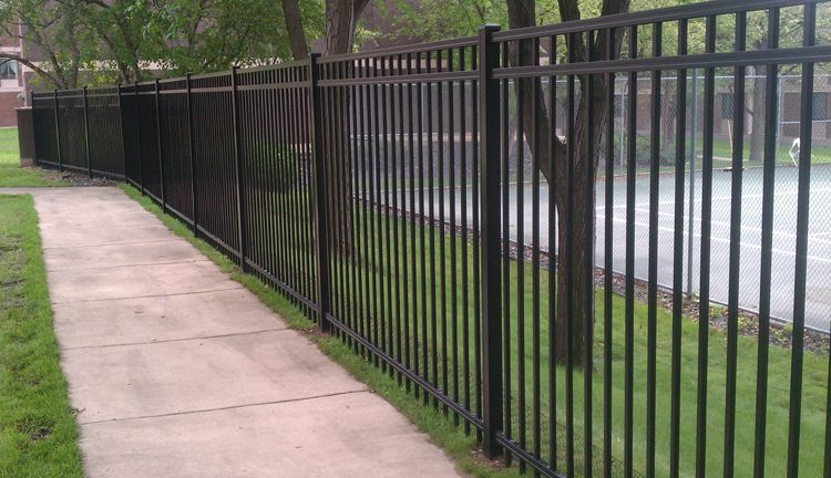 Picket Ornamental Fence Company Maple Grove Minnesota
