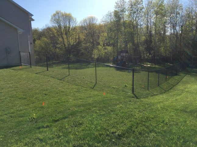 Andover MN Chain Link Fence