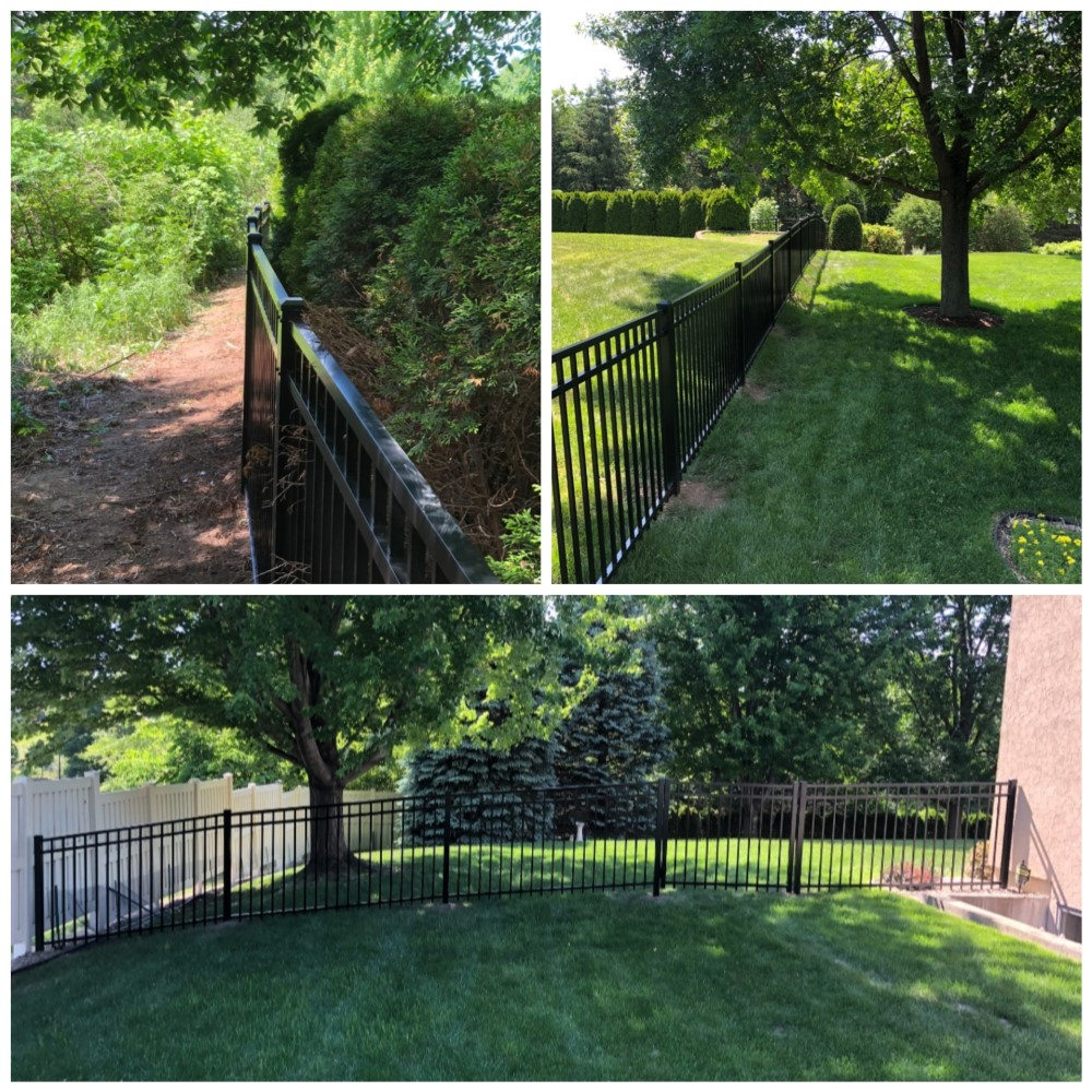 Blaine Fencing Contractor