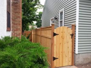 Backyard Fence MN