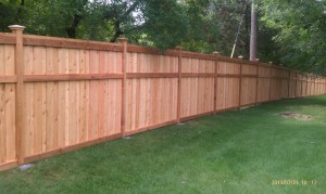 Fence Maple Grove Minnesota
