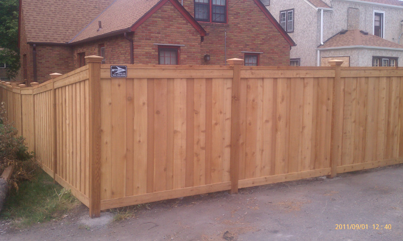 Privacy Fence Installation Services in MN