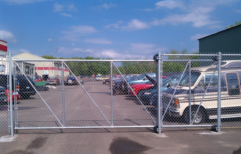 Business Fence Ham Lake