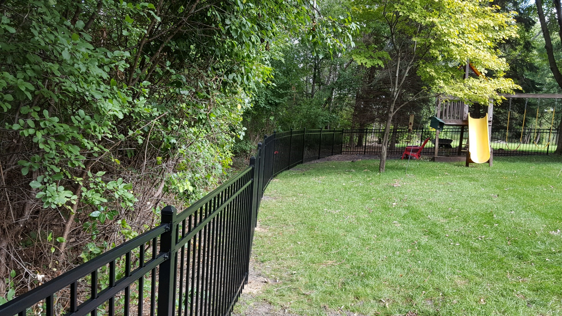 Maintenance Free Fencing Lino Lakes MN
