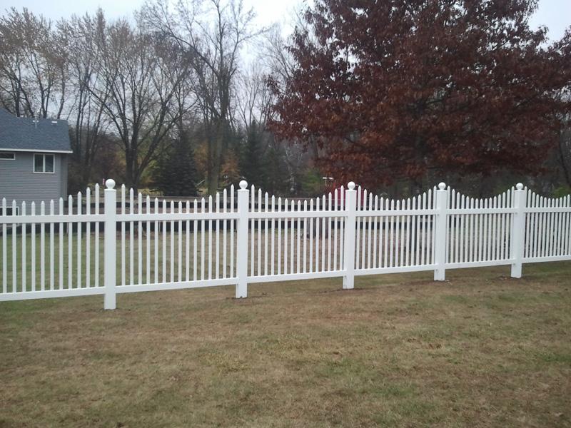 Fence Cambridge Minnesota