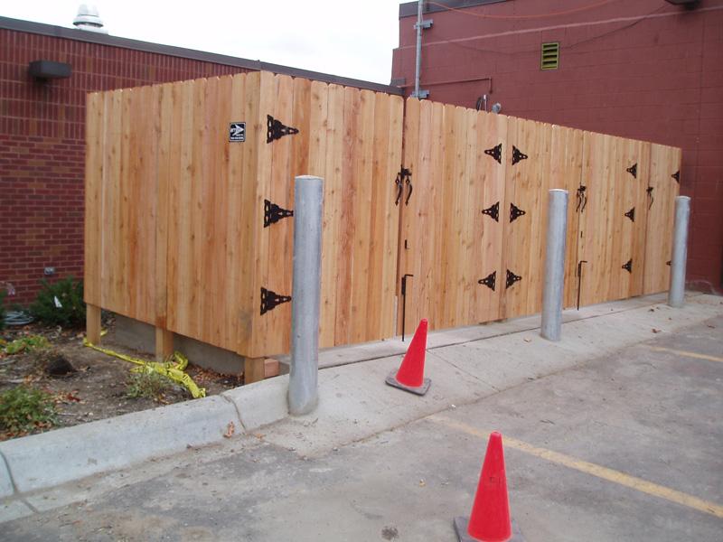 Commercial Fence Installation Blaine MN
