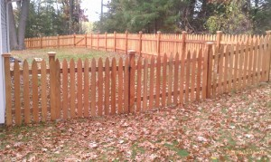 Wood Fence Installation Near Me in Minnesota