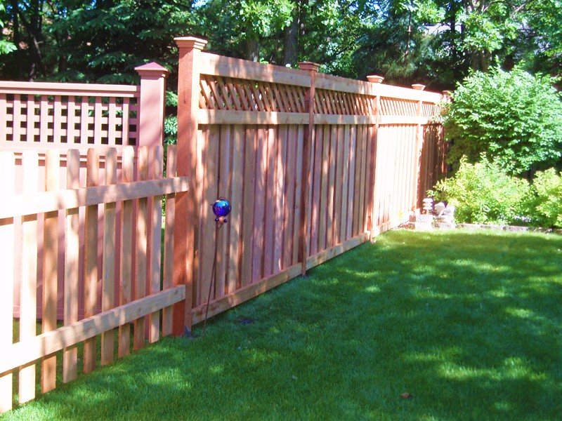Wood Fencing Contractors | Wood Fence Installation Blaine MN