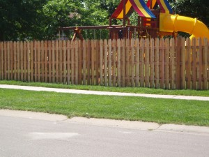 Fence Brooklyn Park Minnesota