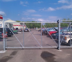 Access Control Gate Operator System Blaine MN