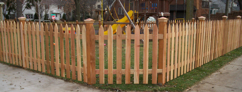 Wood Fence Installation Mn Cedar Fence Installers Minnesota Wooden