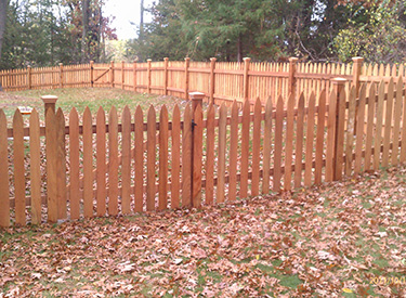 MN Custom Fence Installation