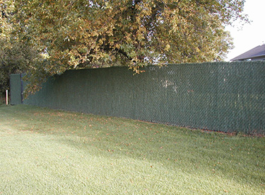 Slatted Chain Link Privacy Fence Installers in MN