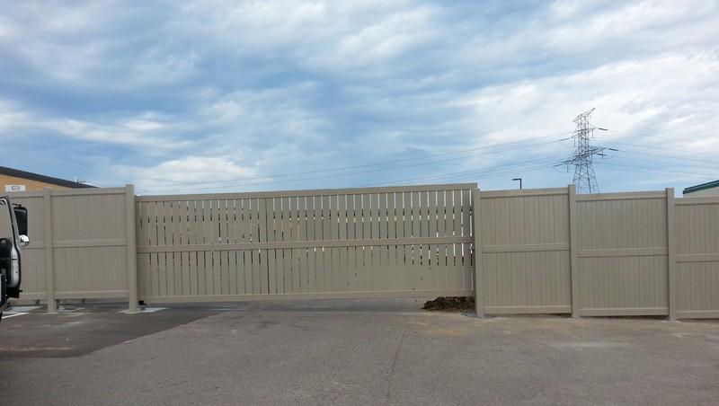 Gate Operator Installation MN