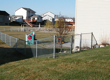Galvanized Chain Link Fence Installers MN