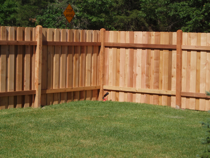 Privacy Dog Fence