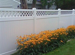 Vinyl Privacy Fence Maple Grove MN