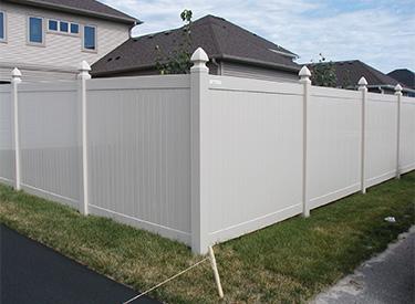 Vinyl Fence Installation Mn Vinyl Fence Repair