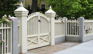 Twin Cities Picket Fence Options