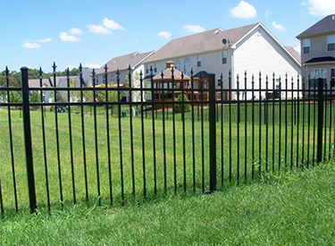 Blaine MN Ornamental Fence Contractor