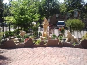 Minnesota Wrought Iron Fence Installation