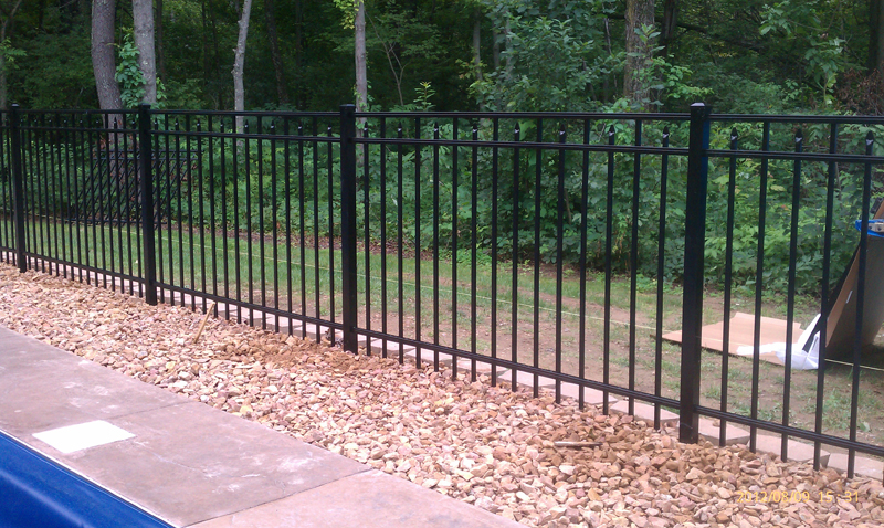 Ornamental Fence Installation Company Blaine Minnesota