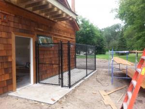 Dog Fence Ham Lake Minnesota