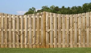 Cedar Privacy Fence Ham Lake