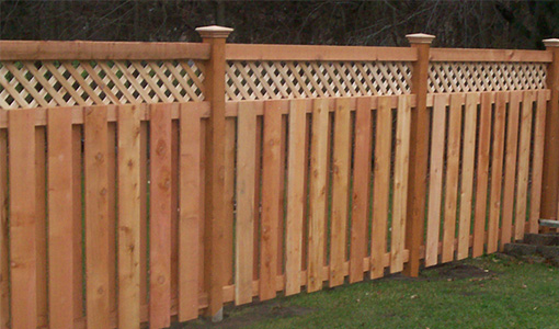 Wood Fence Installation Services MN